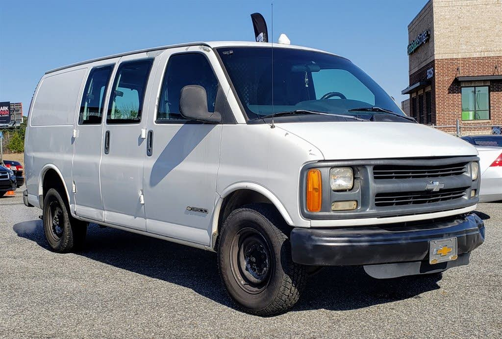 Used 1998 Chevrolet Chevy Van For Sale With Photos Cargurus