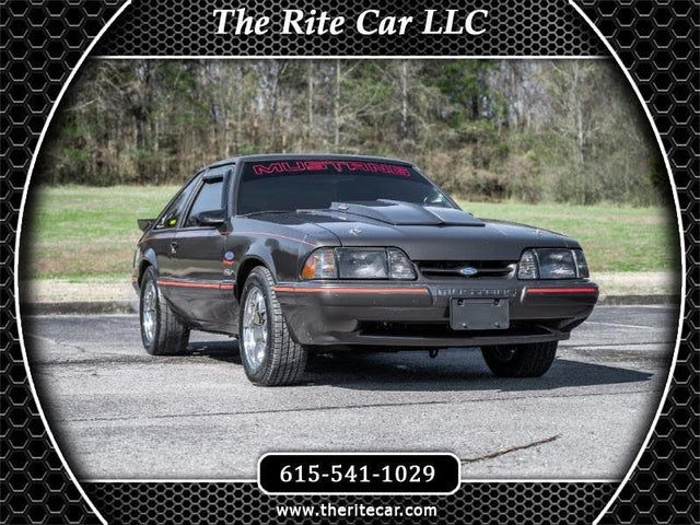 Used Ford Mustang Lx 5 0 Hatchback Rwd For Sale With Photos