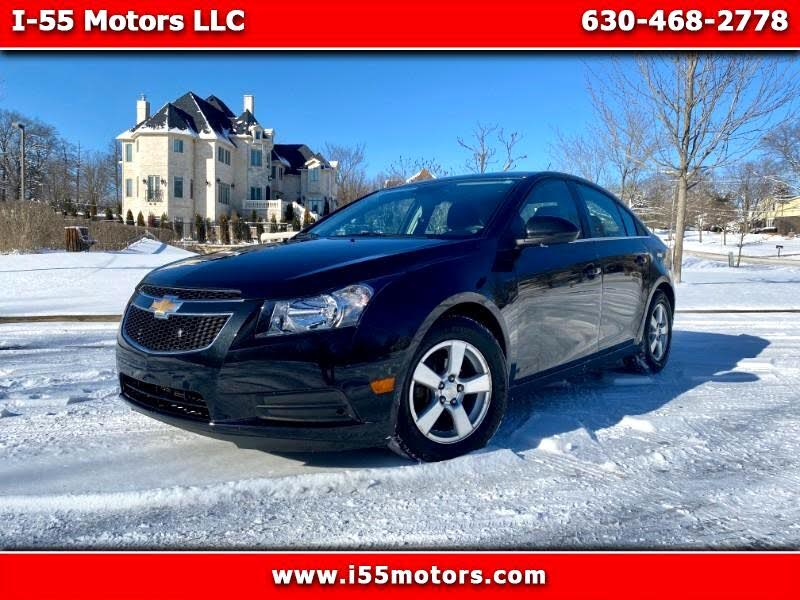 Used Chevrolet Cruze For Sale In Chicago Il Cargurus