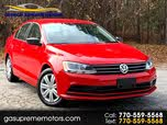 2015 Volkswagen Jetta TDI SE w/ Connectivity