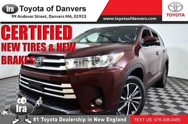 ira toyota of danvers cars for sale - danvers  ma
