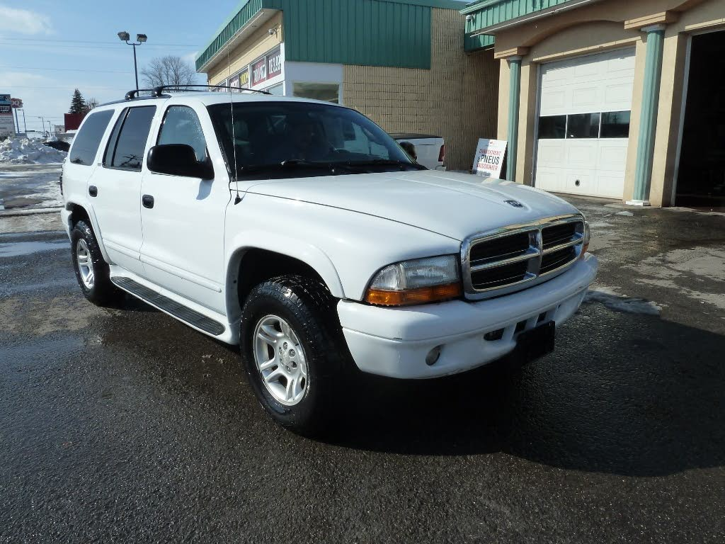 Used 2001 Dodge Durango For Sale  With Dealer Reviews