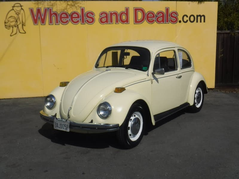 Seat trim Outer Right hand side VW Beetle 1973 to 1979