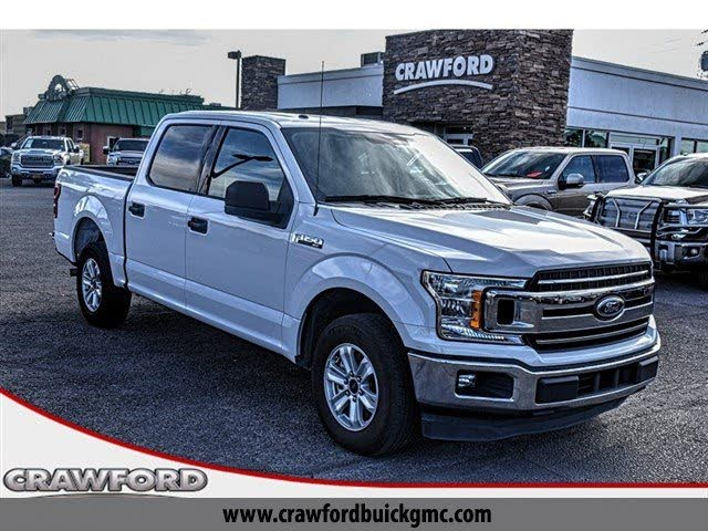 2018 Ford F-150 Lariat SuperCrew RWD