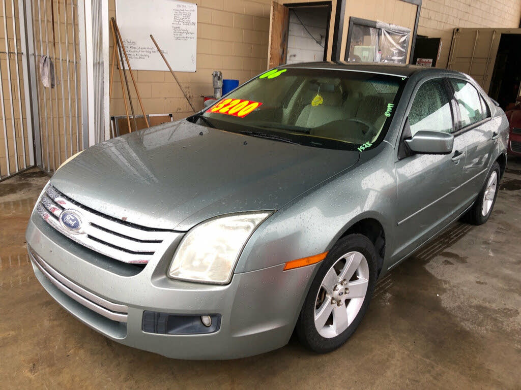 Used 2006 Ford Fusion for Sale (with Photos) - CarGurus