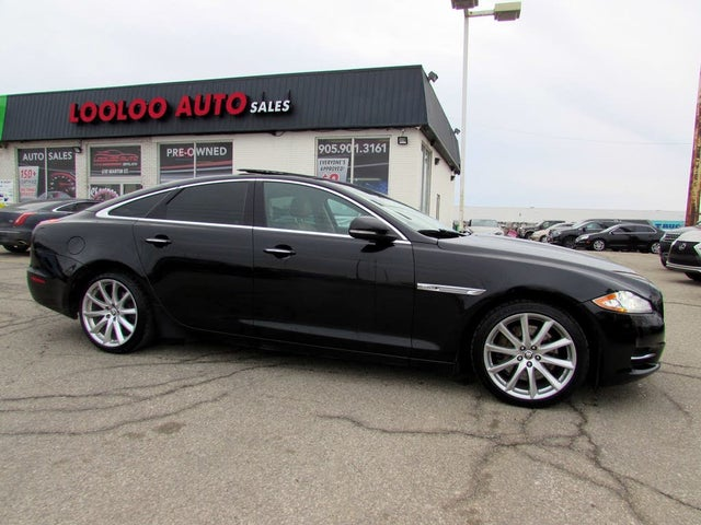 2013 Jaguar XJ-Series XJ Base AWD