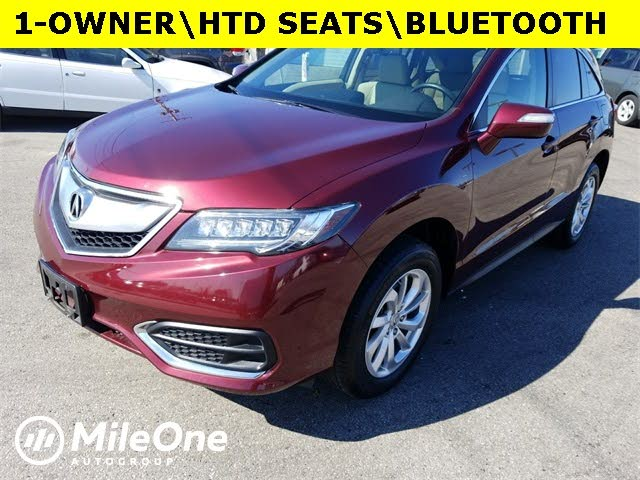 used acura rdx for sale in maryland