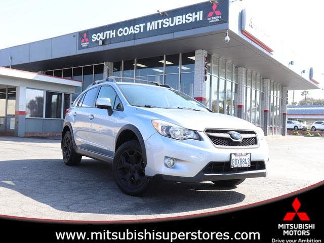 2014 Subaru XV Crosstrek Limited AWD