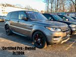 2017 Land Rover Range Rover Sport V8 Supercharged 4WD
