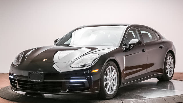 Used 2020 Porsche Panamera 4 Executive Awd For Sale With Photos Cargurus