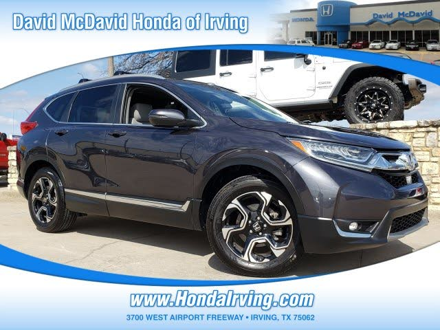 2017 Honda CR-V Touring FWD