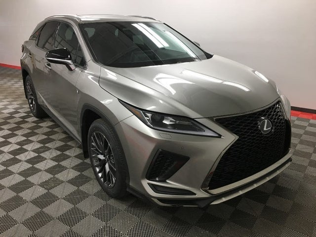 used 2020 lexus rx 350 f sport performance awd for sale