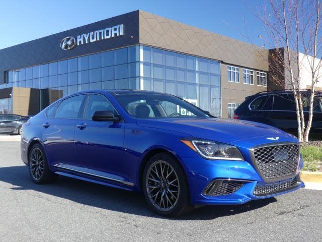 used 2020 genesis g80 3.3t sport awd for sale (with photos
