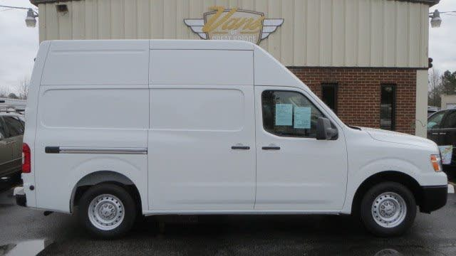 2019 Nissan NV Cargo 2500 HD S with High Roof RWD