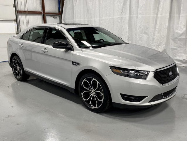 Used 2019 Ford Taurus SHO AWD for Sale (with Photos ...