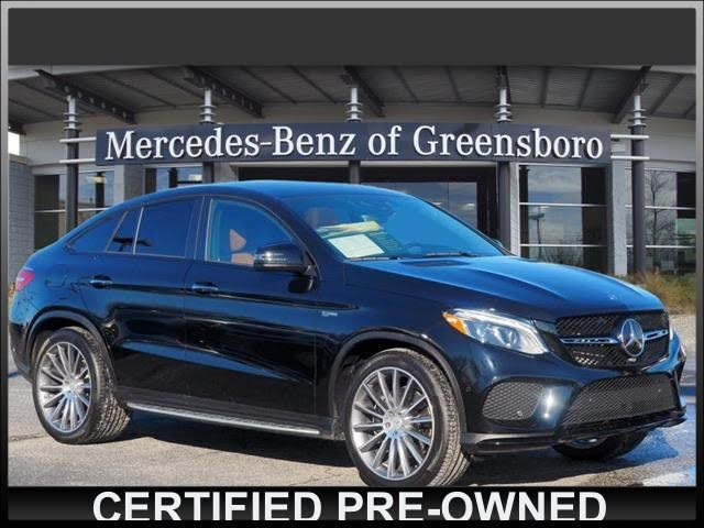 2019 Mercedes-Benz GLE-Class GLE AMG 43 4MATIC Coupe AWD ...
