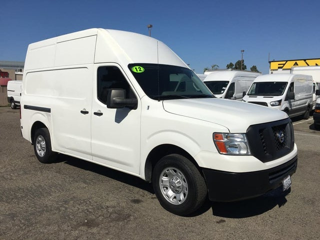 2012 Nissan NV Cargo 2500 HD S with High Roof