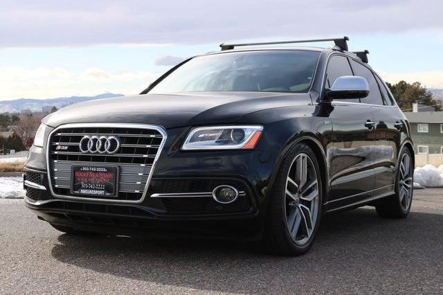 2016 Audi SQ5 3.0T quattro Premium Plus AWD