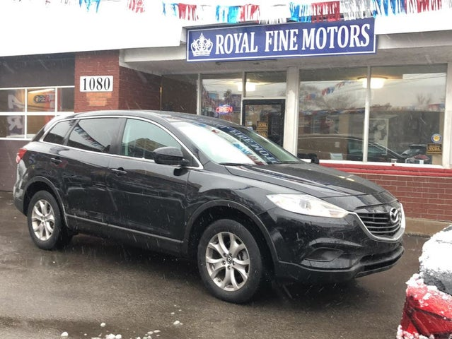 2015 Mazda CX-9 GS AWD