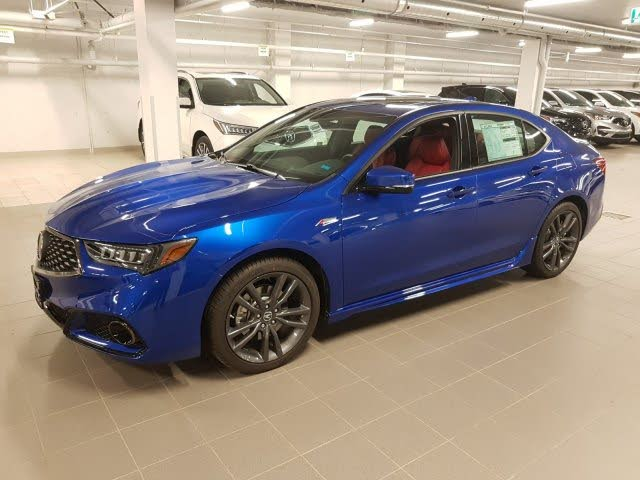 2020 Acura TLX V6 A-Spec SH-AWD with Technology Package