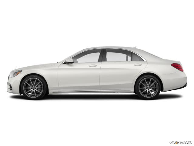 2020 Mercedes-Benz S-Class S 560 4MATIC Sedan AWD