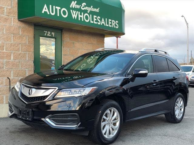 2018 acura rdx for sale in springfield  ma