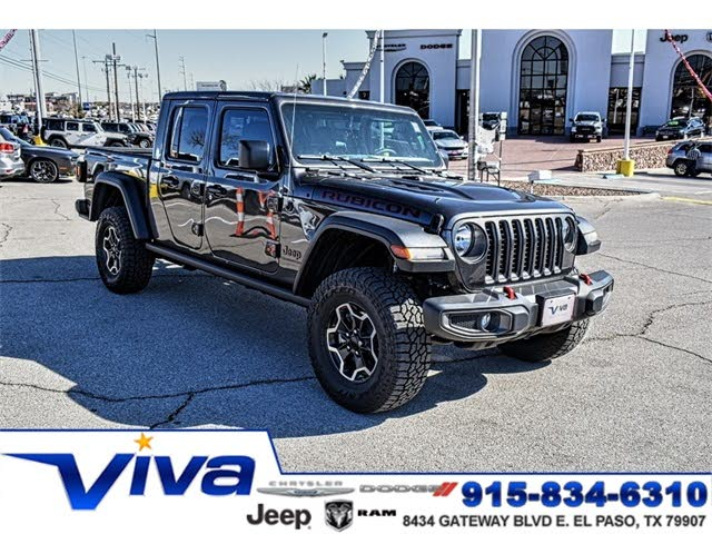 New Jeep Gladiator For Sale In El Paso Tx Cargurus