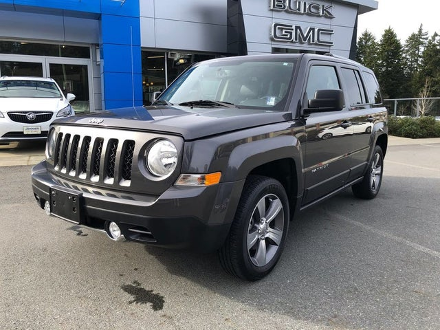 2017 Jeep Patriot High Altitude FWD