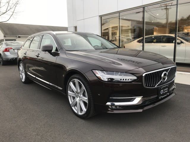 2019 Volvo V90 T6 Inscription AWD
