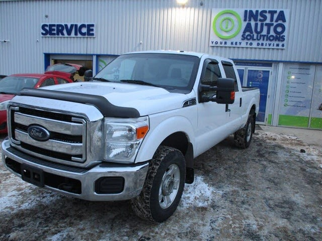 2013 Ford F-350 Super Duty XLT Crew Cab 4WD