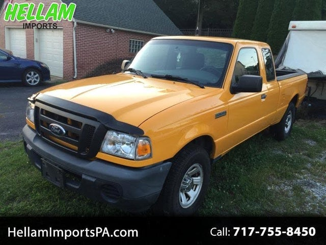 2010 Ford Ranger XL SuperCab 4WD