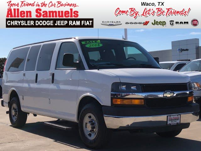 2014 Chevrolet Express 2500 LT RWD