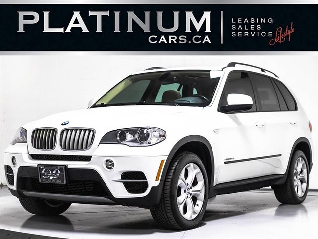 2012 BMW X5 xDrive35d AWD