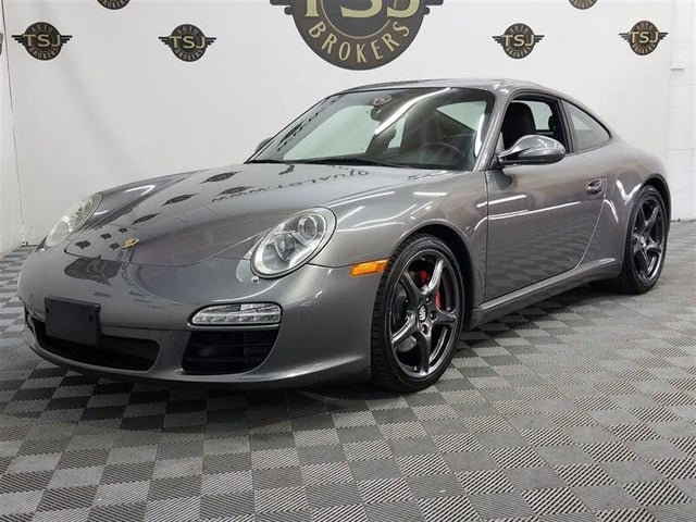 2012 Porsche 911 Carrera S 997 Coupe