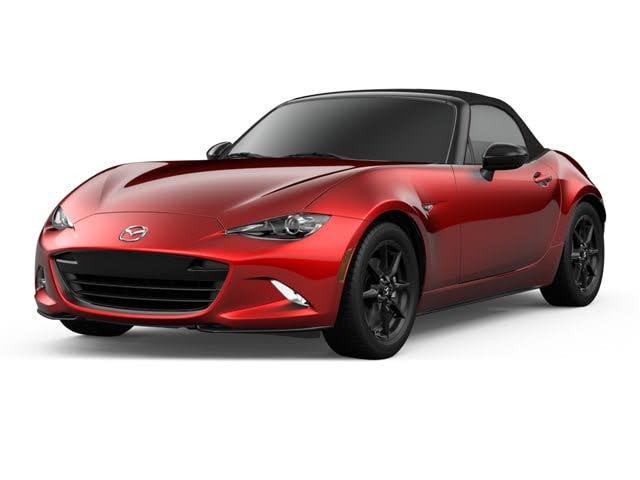 2020 Mazda MX-5 Miata Sport RWD