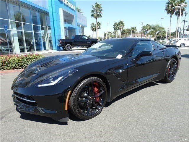 2017 Chevrolet Corvette Stingray 3LT Coupe RWD