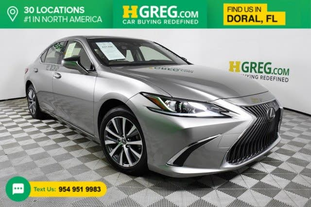 Used 2019 Lexus Es 350 F Sport Fwd For Sale With Photos Cargurus
