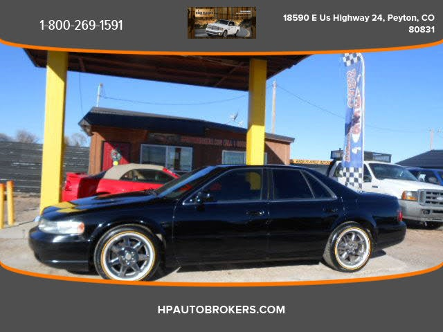 2003 Cadillac Seville STS FWD