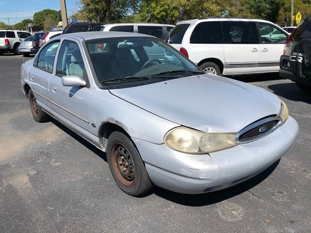used 1996 ford contour 4 dr lx sedan for sale with photos cargurus used 1996 ford contour 4 dr lx sedan