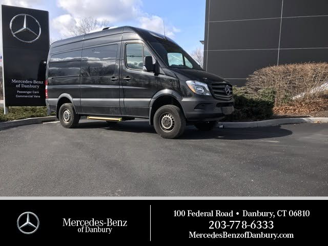 2018 Mercedes-Benz Sprinter 2500 144 V6 High Roof Passenger Van 4WD