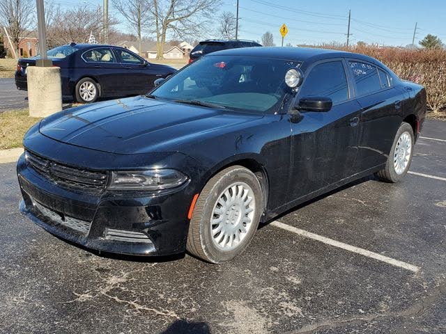 2017 Dodge Charger Police AWD