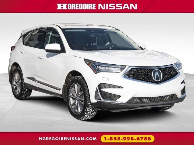 2020 Acura RDX SH-AWD with Elite Package