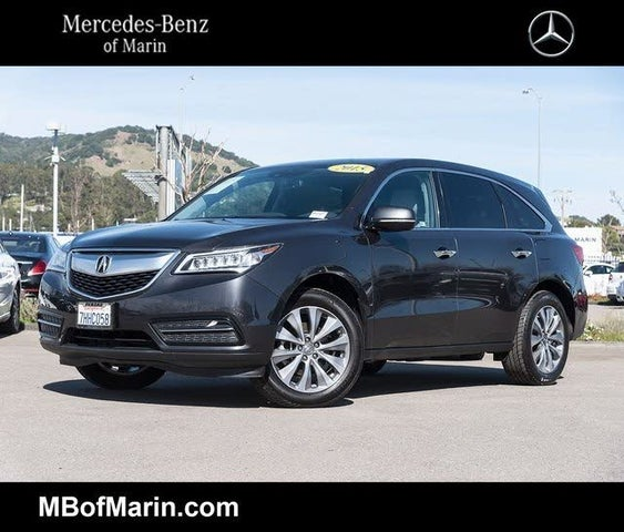 Used 2015 Acura MDX For Sale (with Photos)