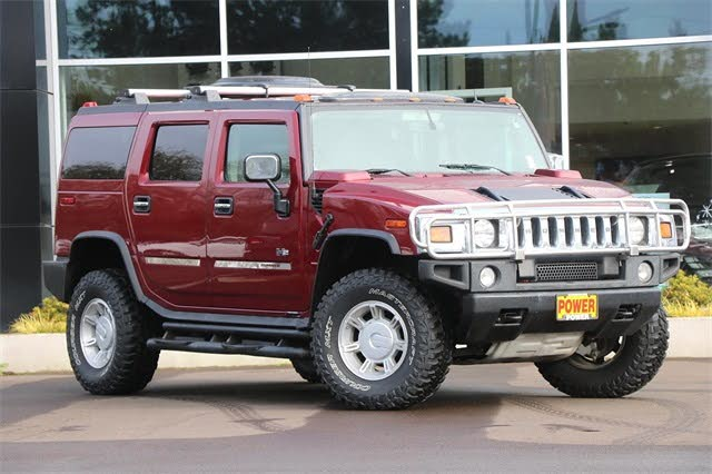 H3T H2 H2 SUT Car Cover for Hummer