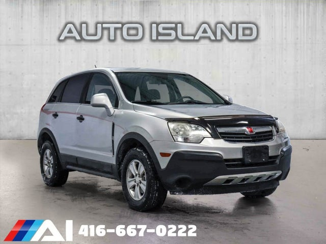 2009 Saturn VUE XE V6 AWD