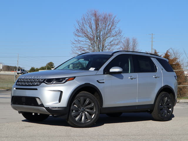 2020 Land Rover Discovery Sport P250 S AWD