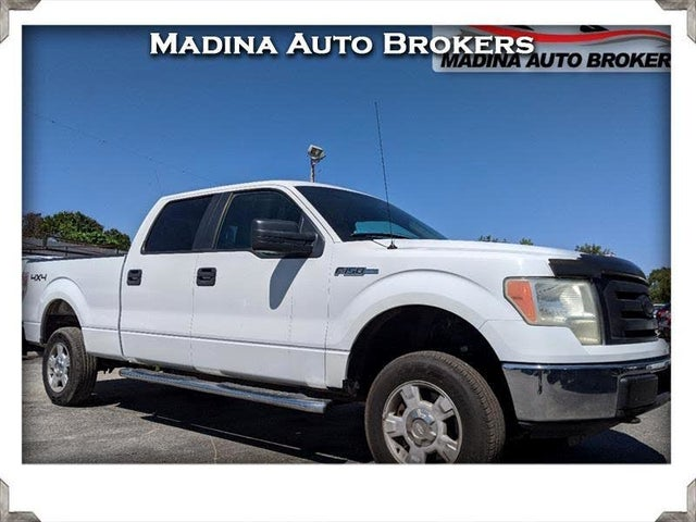 2010 Ford F-150 XL SuperCrew 4WD