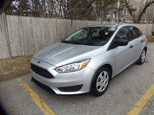 2017 Ford Focus S