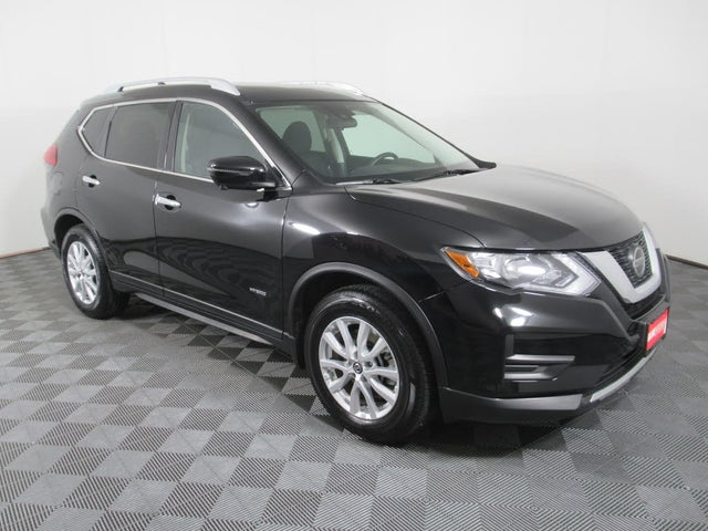Used 2019 Nissan Rogue Hybrid SV FWD for Sale (with Photos ...