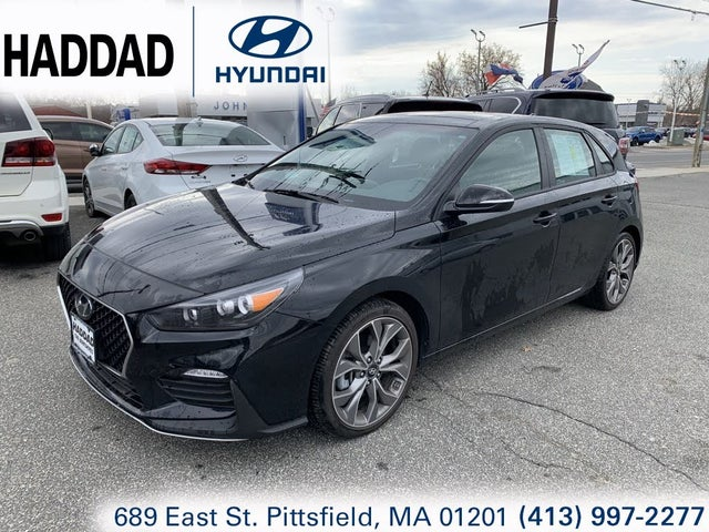 Used 2019 Hyundai Elantra GT N Line FWD for Sale (with ...